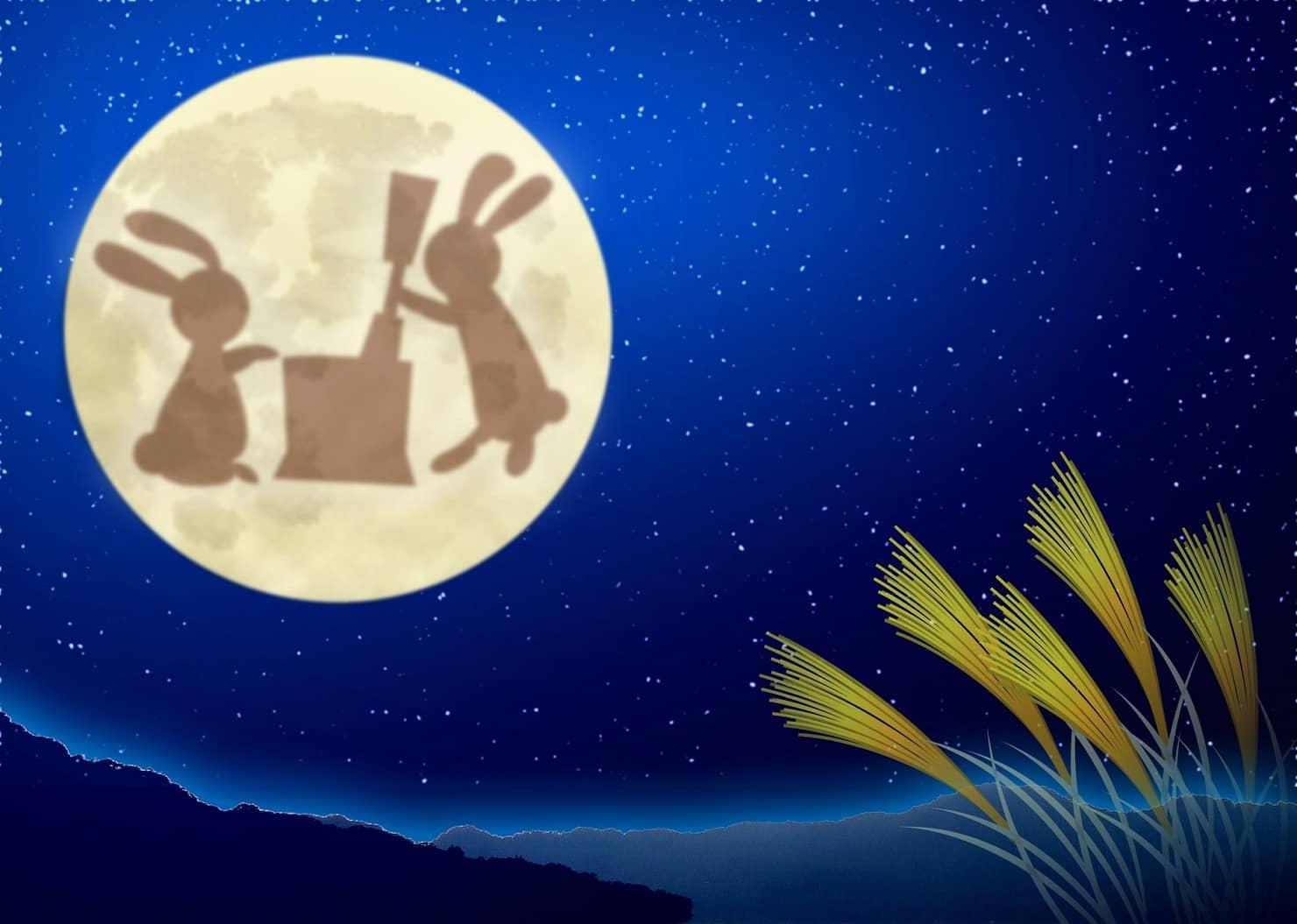 十五夜とは? どうして月見団子とススキをお供えするの? 月見団子の人気レシピ集