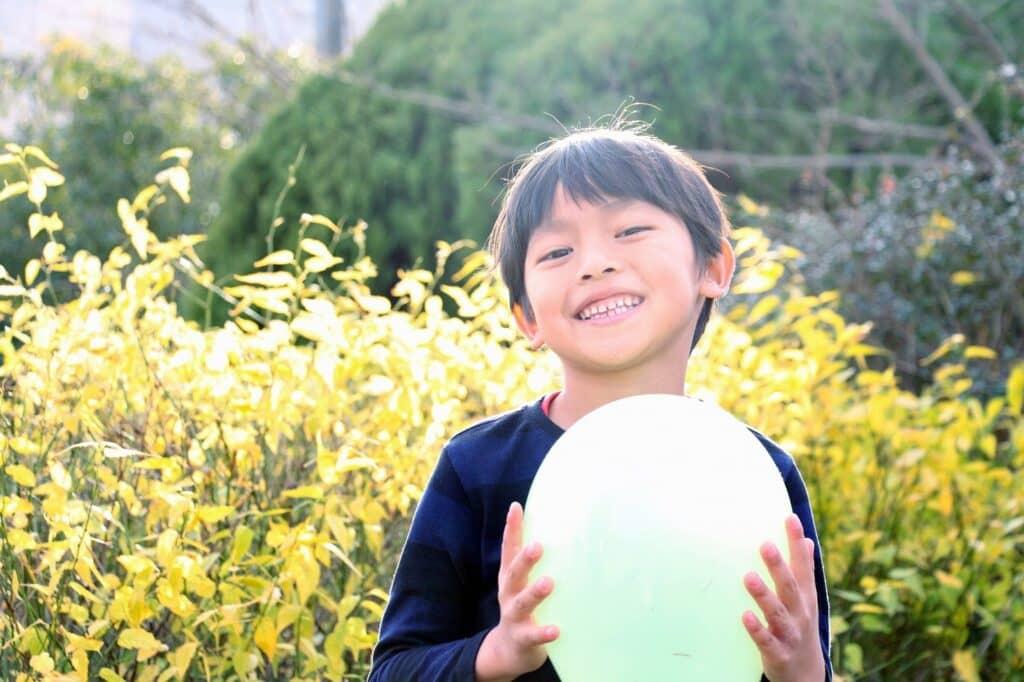 6歳の運動面の発達目安と目標