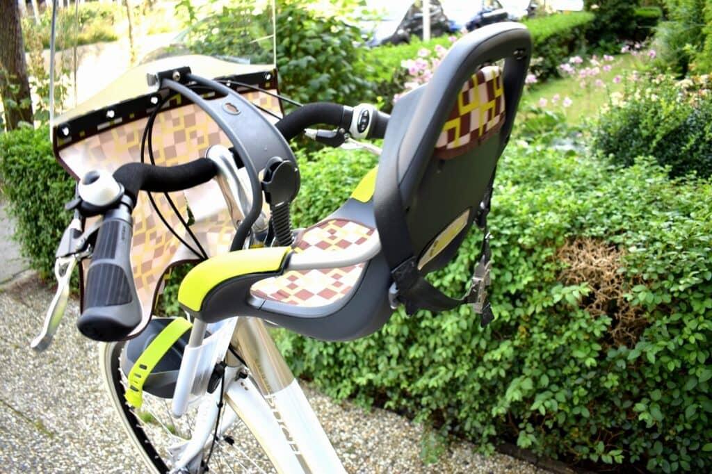 自転車用チャイルドシートカバーフロントおすすめ5選