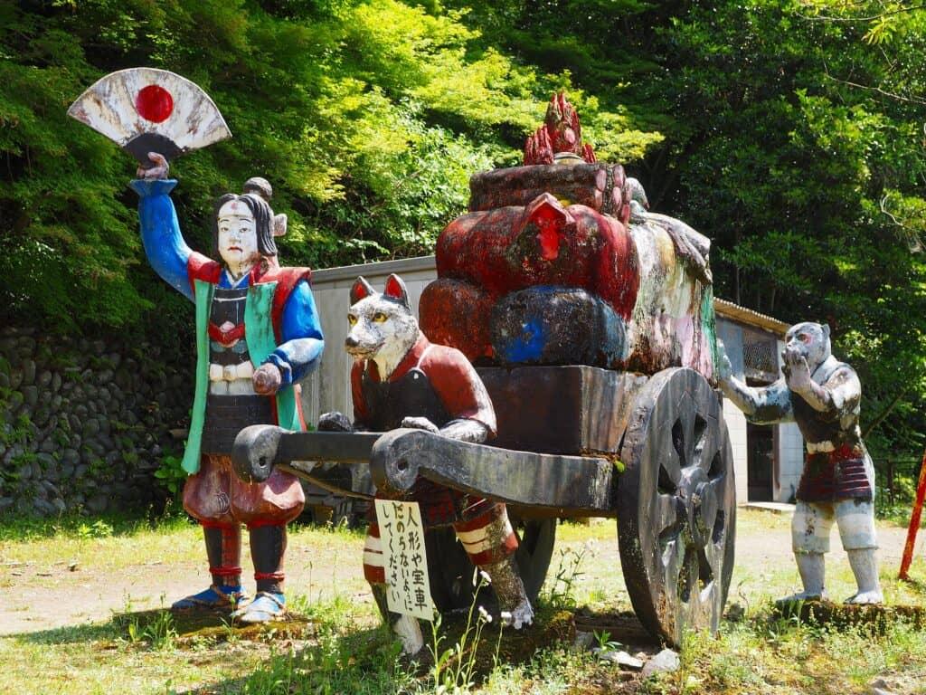 愛知県で子宝祈願するなら桃太郎神社がおすすめ