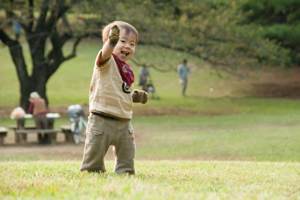 子供の写真をよりキレイに撮影するコツ