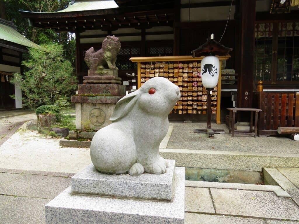 京都で人気の子宝神社