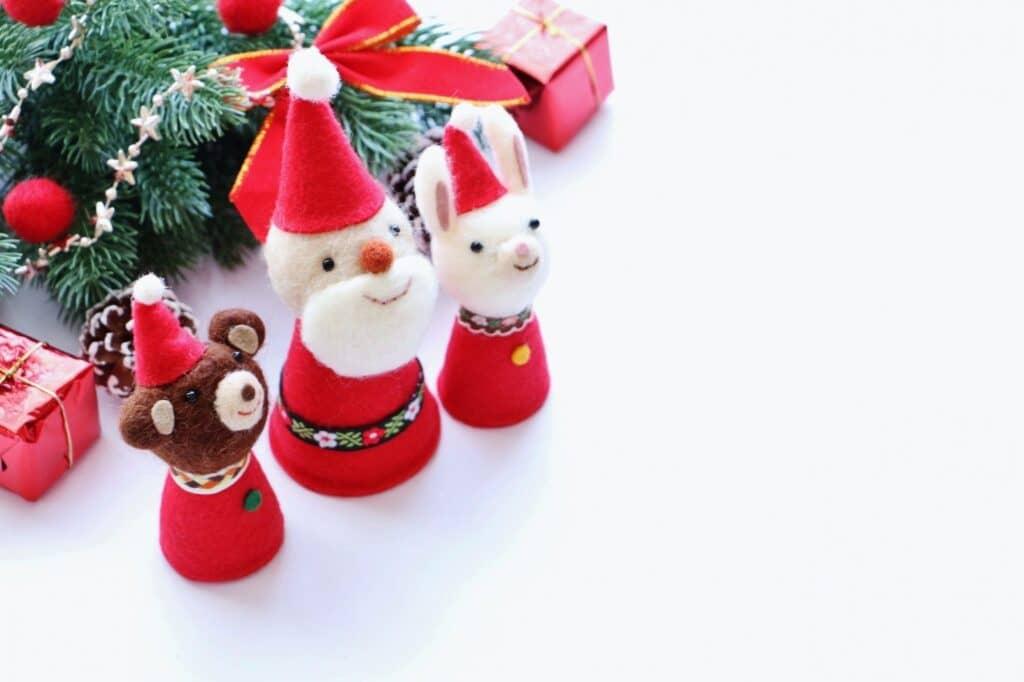 子供も大人もわくわくするクリスマス