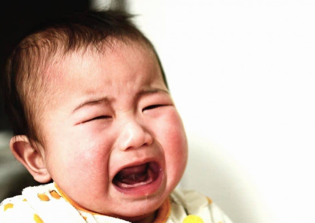 赤ちゃんが10倍がゆを食べないときは