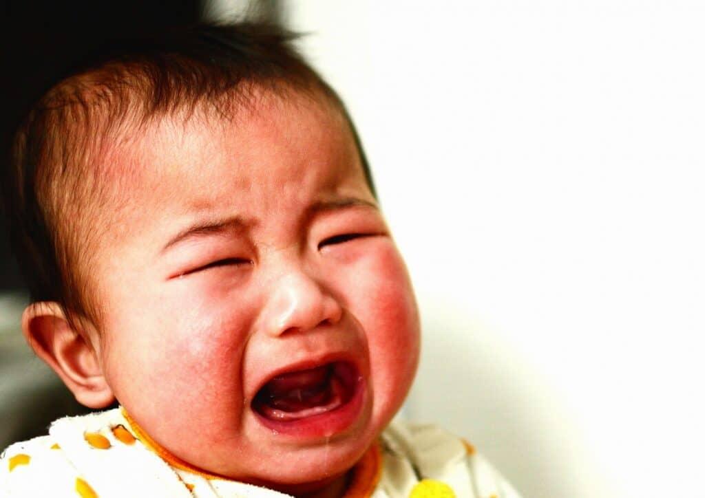 赤ちゃんが吐乳したときに注意してほしいこと