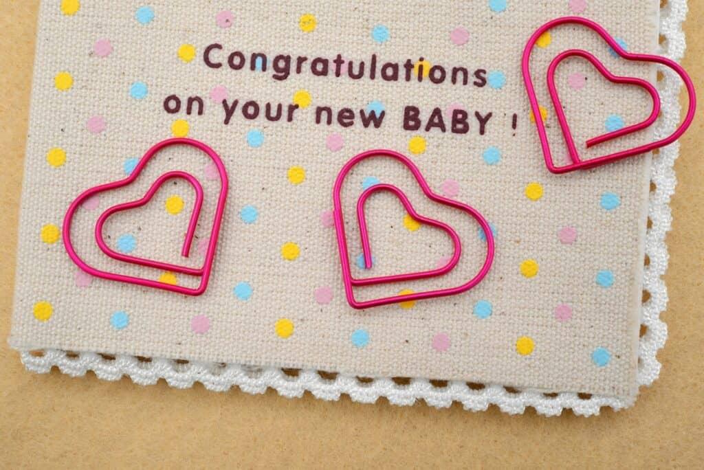 3人目の出産祝いを贈る時に注意すべきポイント