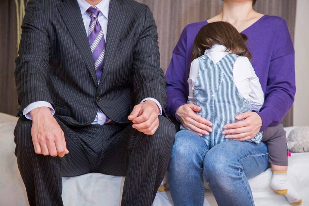 親権・養育費など夫婦で話し合って決めたか