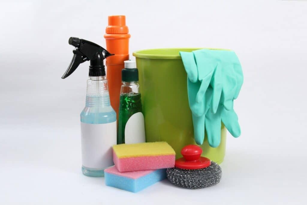 網戸掃除で使う洗剤