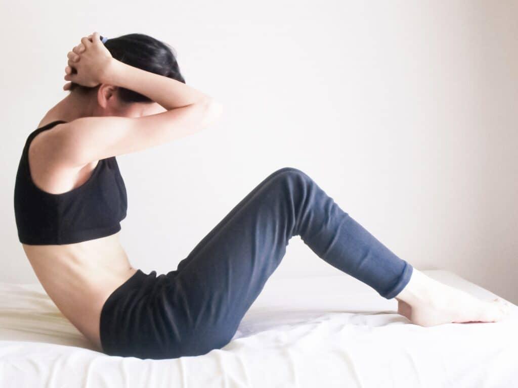 産後の引き締めには適度な運動がおすすめ