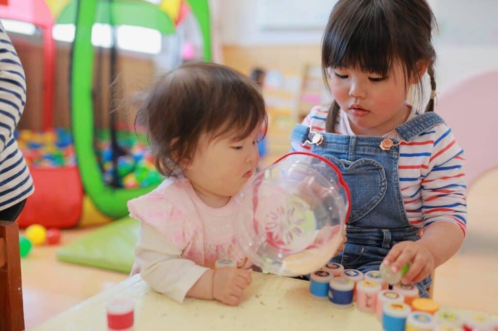 転園先の保育園に子供が馴染めるか心配