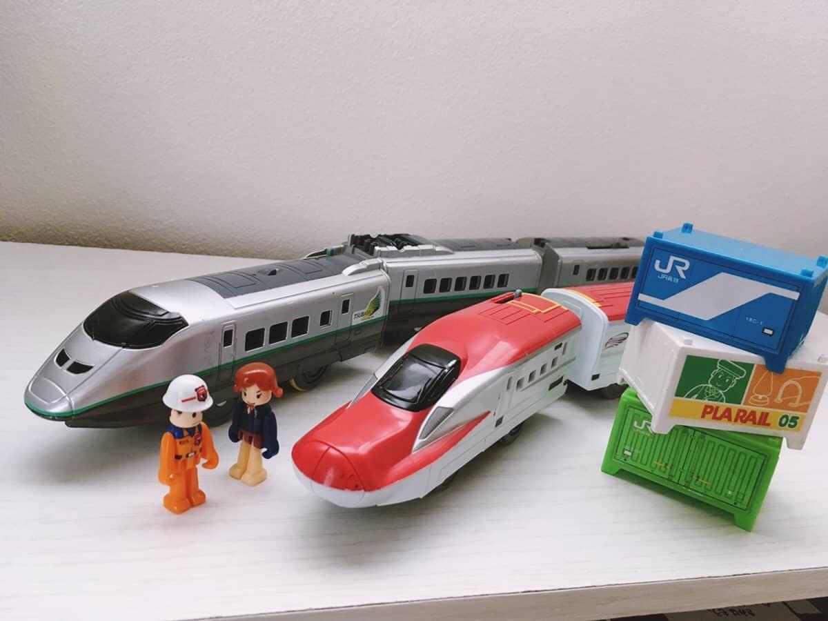 人気の新幹線のおもちゃ15選 子供の成長に合わせて選ぶのがおすすめ!