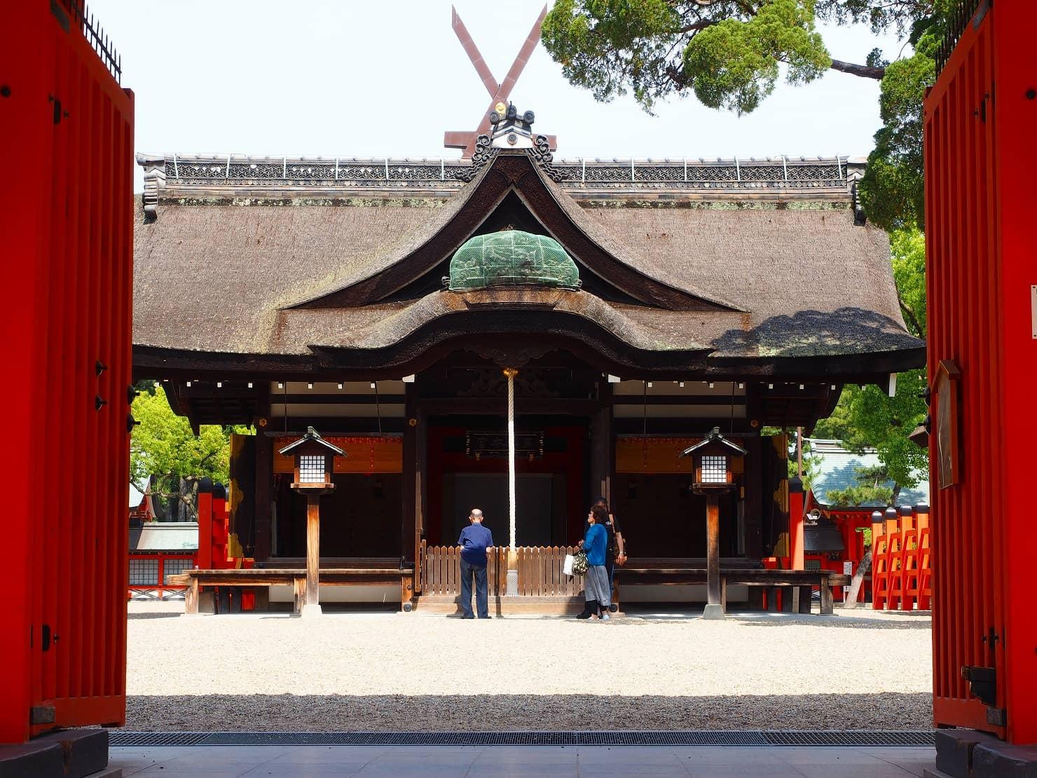 大阪で有名な子宝神社、子授け寺はどこ? 人気ランキング形式で紹介