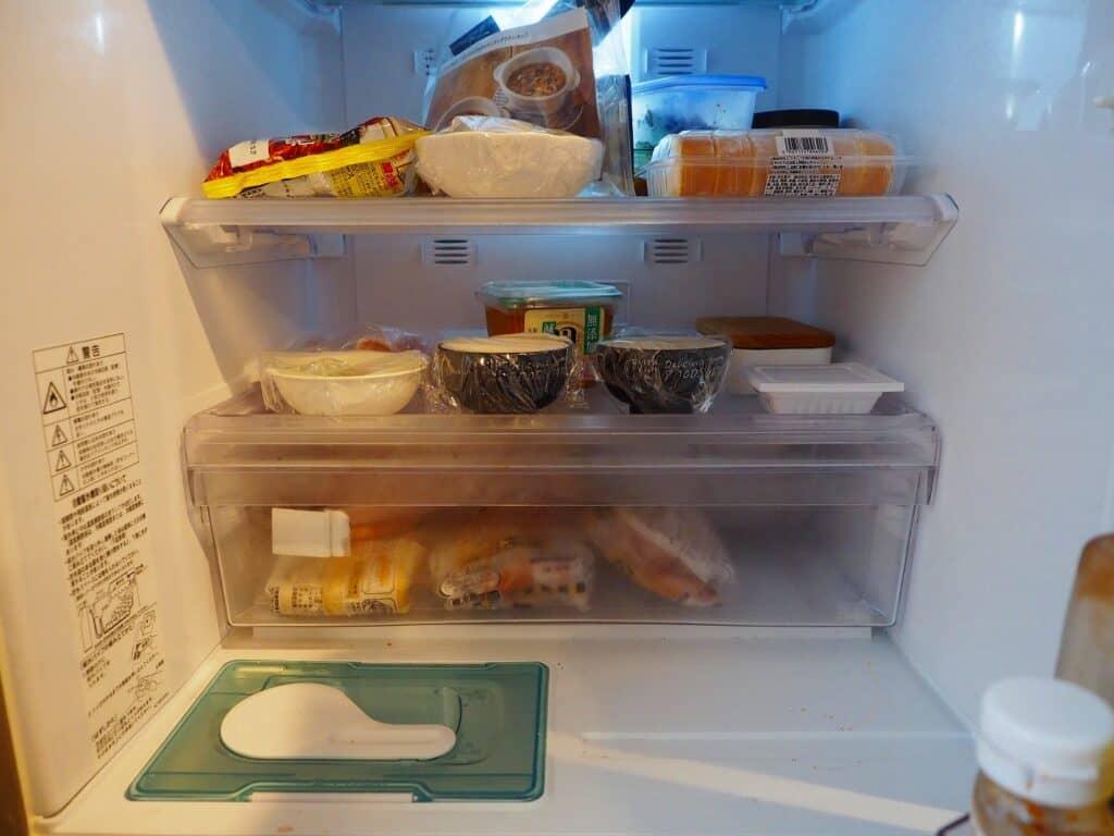 冷蔵室・野菜室・冷凍室の掃除方法