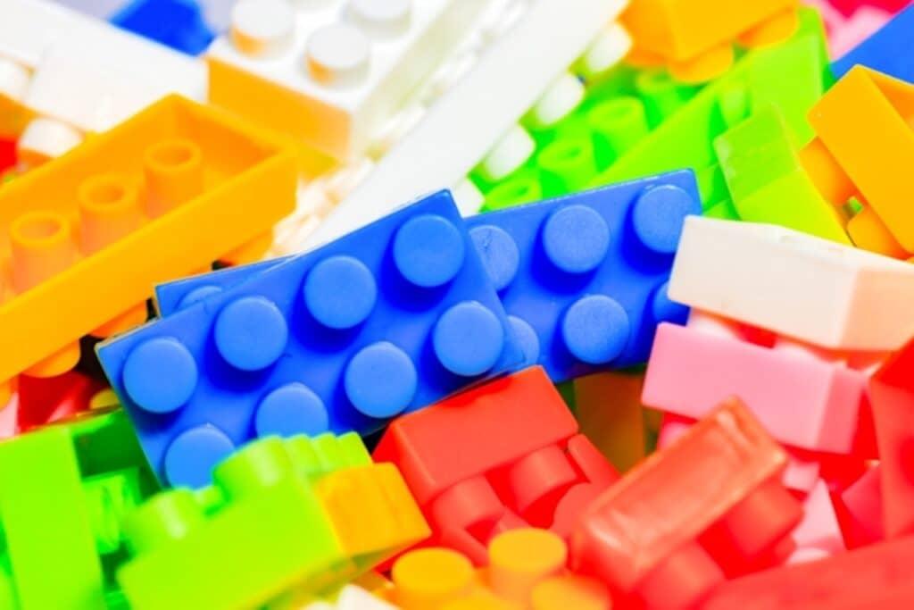 レゴブロックの種類と選び方