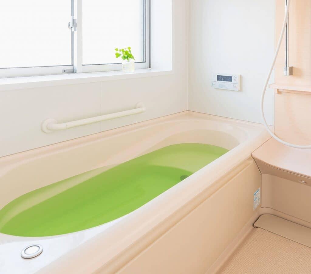 お風呂の残り湯を洗濯で使う方法