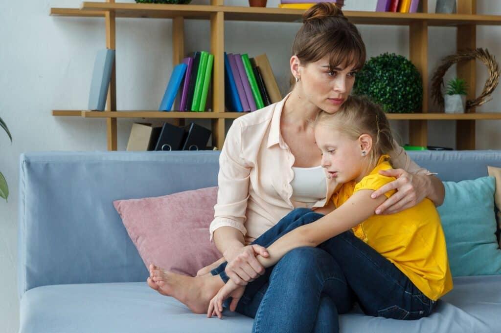 子供が離婚で悪影響を受ける可能性を低くするためにできること