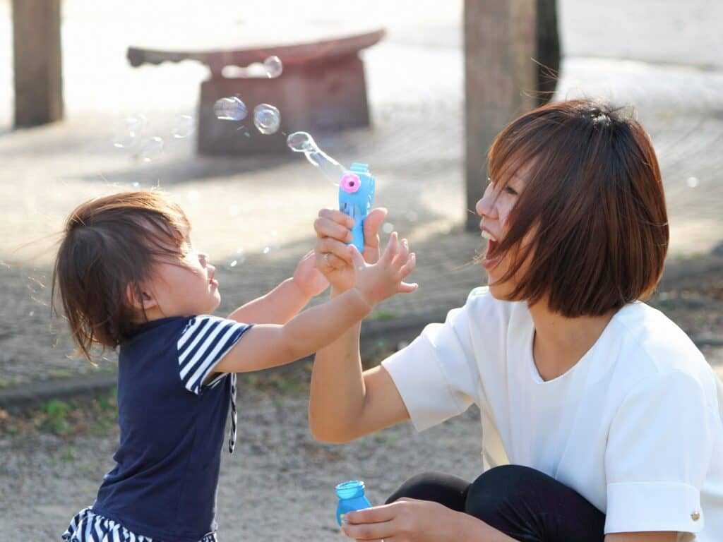 赤ちゃん返りの対応方法5:上の子がママを独り占めできる時間をつくる