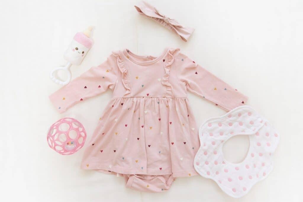 赤ちゃんの服のサイズ目安が知りたい!