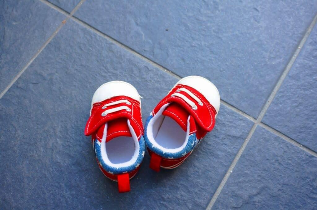 子供の靴の臭いが気になる!