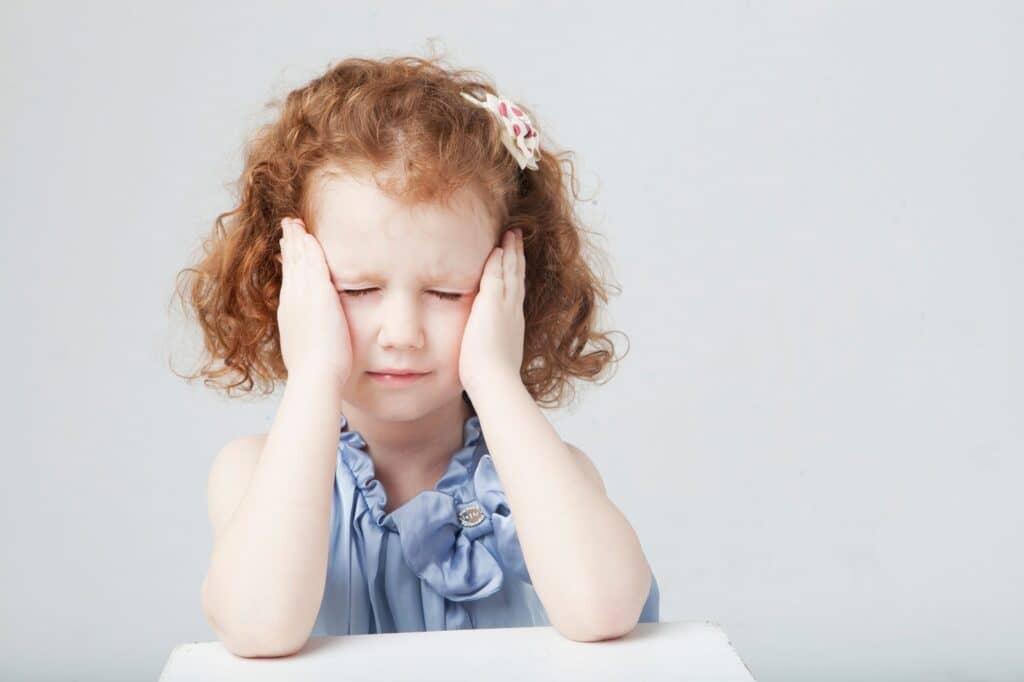 子供がストレスを感じることがある