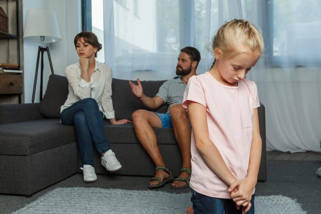 離婚しなくても子供に与える悪影響はある?