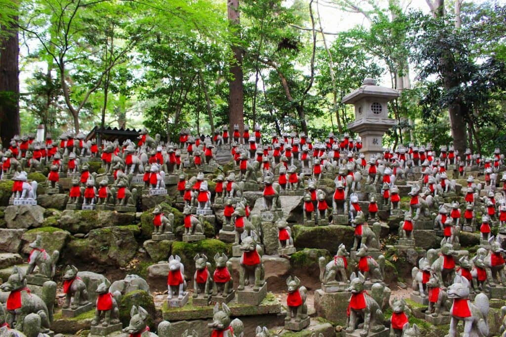 稲荷神社・稲荷