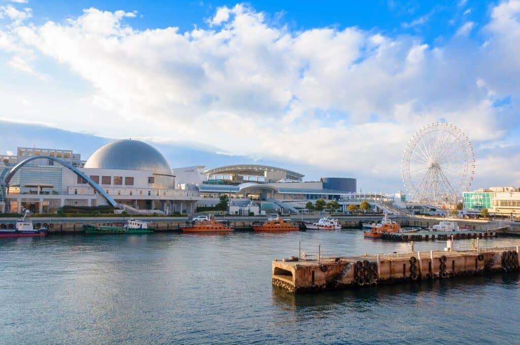 名古屋港シートレインランド