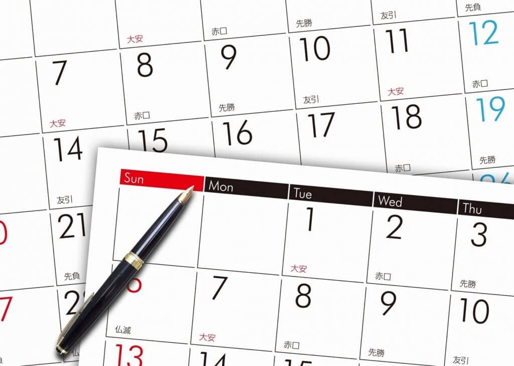 パートの有給休暇の日数
