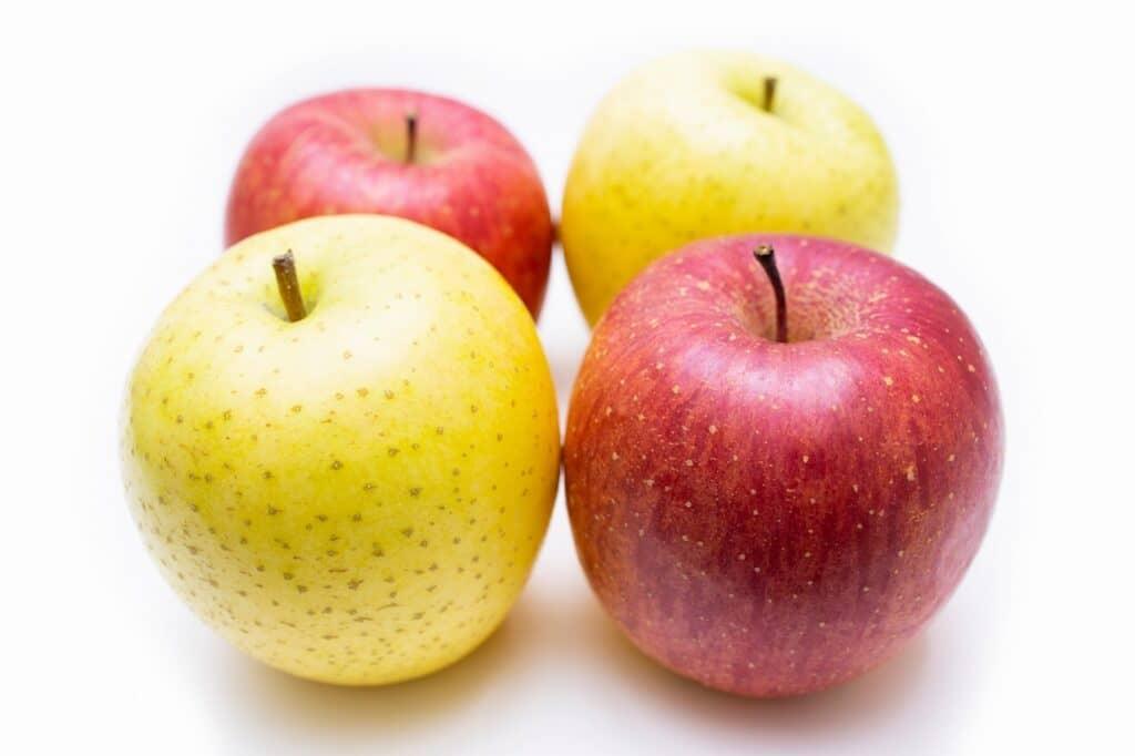 離乳食におすすめのりんごの品種はあるの?