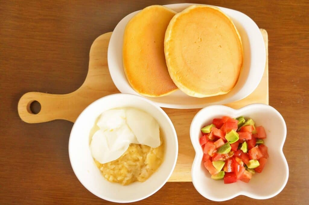 離乳後期(カミカミ期)|りんごの調理方法・レシピ
