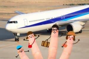 飛行機は何歳の乳幼児まで無料? 子供料金はいつから必要? 国内線・国際線で違うの?