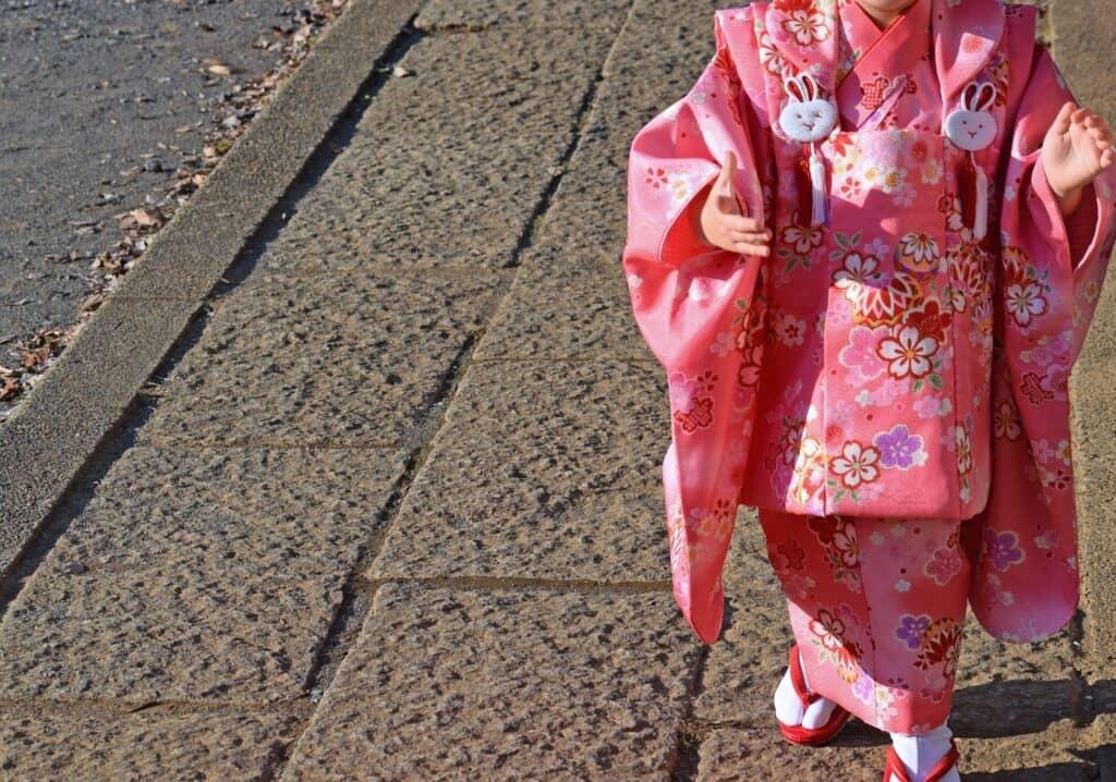3歳女の子の七五三で着る被布(ひふ)ってどんな着物?