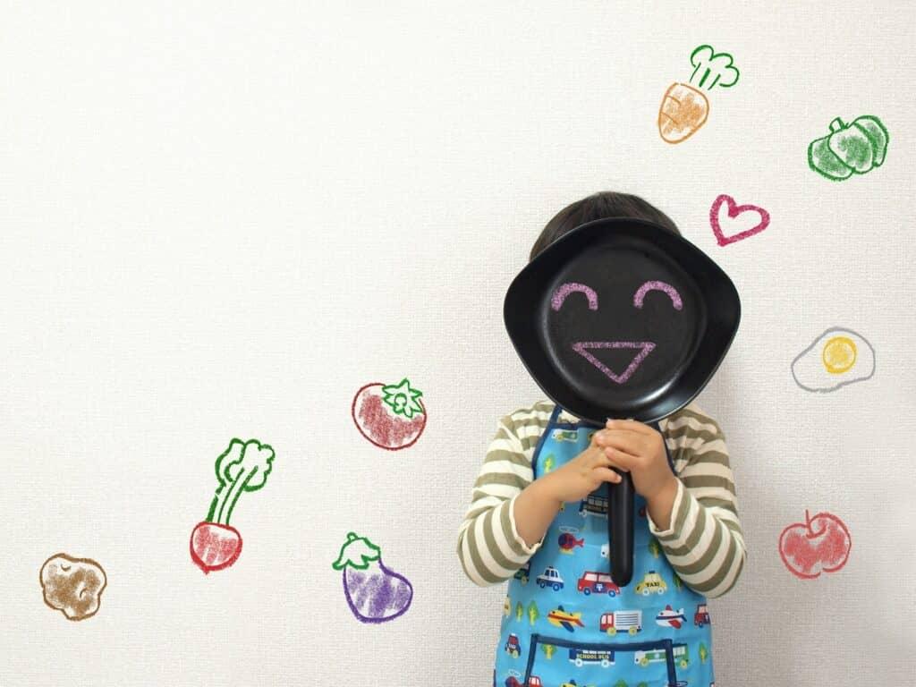 2歳児の1食の献立例を紹介