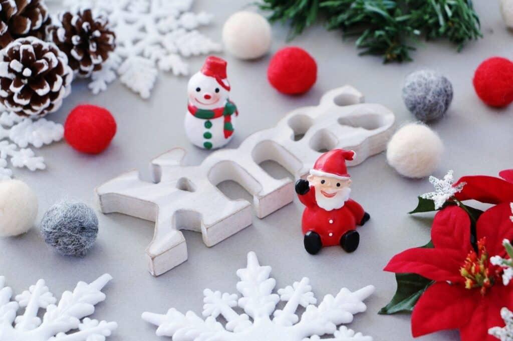 11月からクリスマスの準備を始めよう!