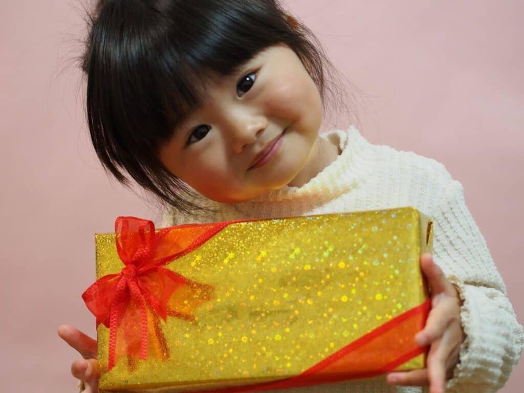 ベビーリュックはプレゼントにぴったり!