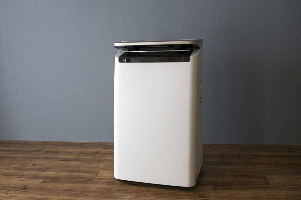 ハウスダスト対策④:空気清浄機を使う