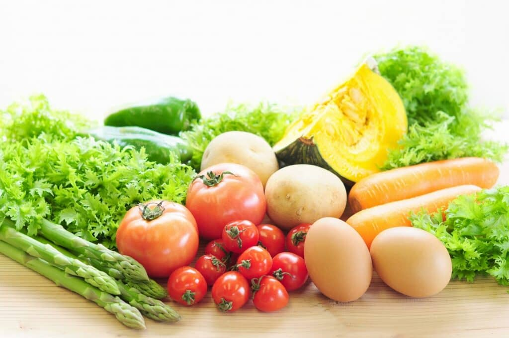 おいしいおっぱいを作る食事とは? 簡単レシピや食材宅配を活用しよう!