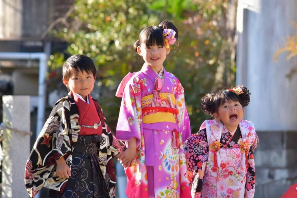5歳男の子の七五三衣装は「羽織袴」を着るのが伝統的