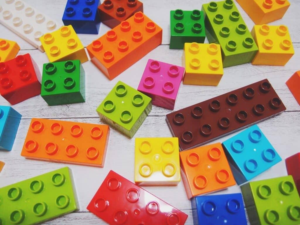 基本のブロック