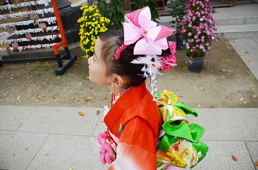 7歳の七五三におすすめのヘアアレンジは?