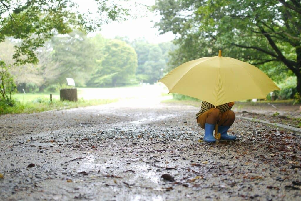 雨の日でもOK! 子供に人気のおでかけスポット14選