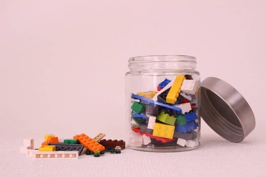 レゴブロックの種類