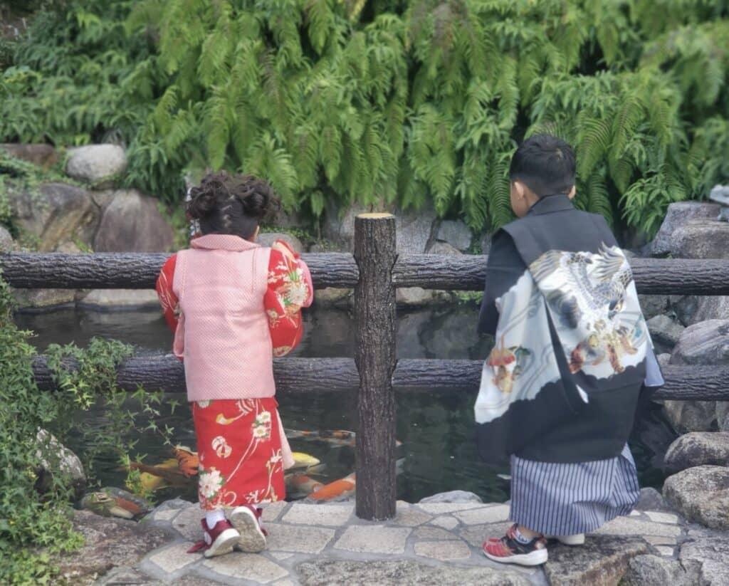 3歳男の子の七五三は被布(ひふ)と羽織袴どっちがいい?