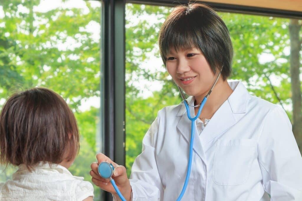 医師との相性がいいか