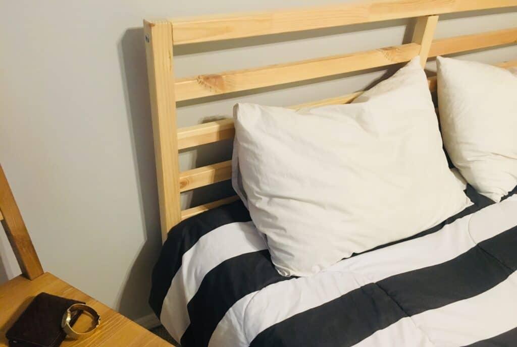 ハウスダスト対策⑤:ベッドの布団も除湿する