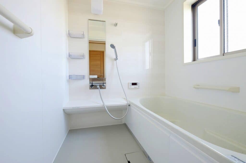 重曹が掃除に使える場所2:お風呂場
