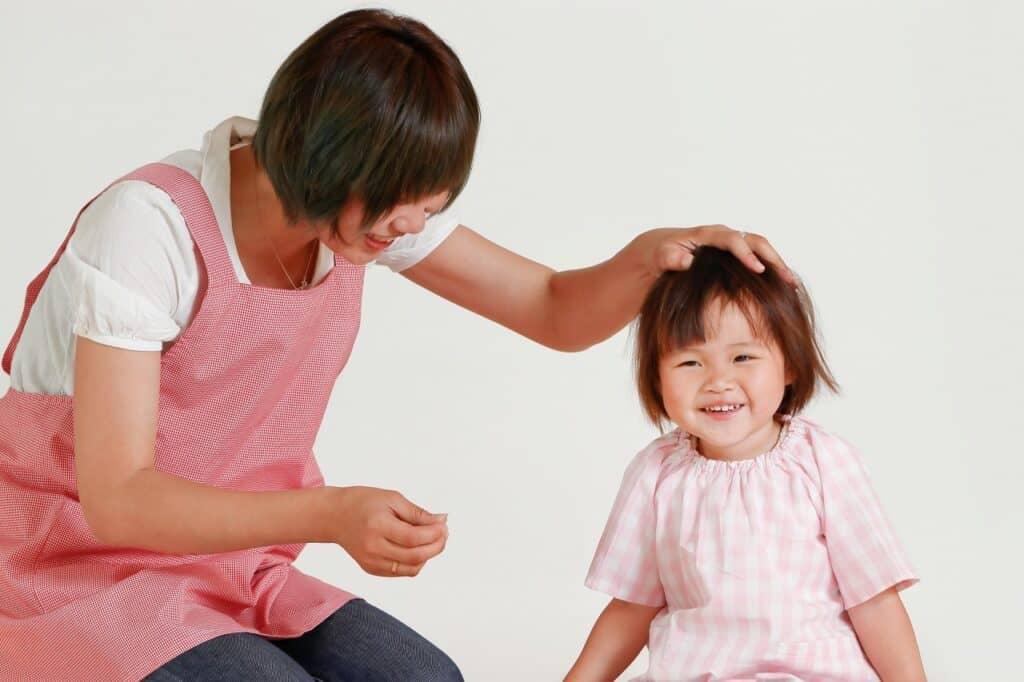 子供や赤ちゃんの遊び食べ対策⑧:食べたことに褒める