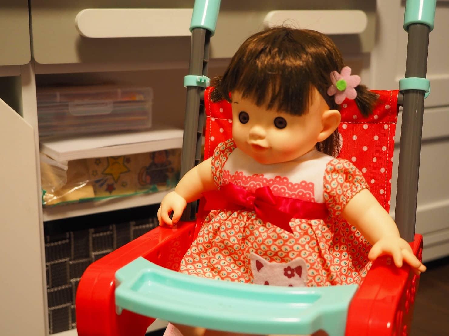 赤ちゃん人形でお世話遊び! メルちゃん、ぽぽちゃんなどおすすめの人形を紹介