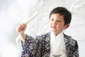 【5歳の七五三】男の子の羽織袴おすすめ8選! 色・柄の意味や困った時の対処法も!