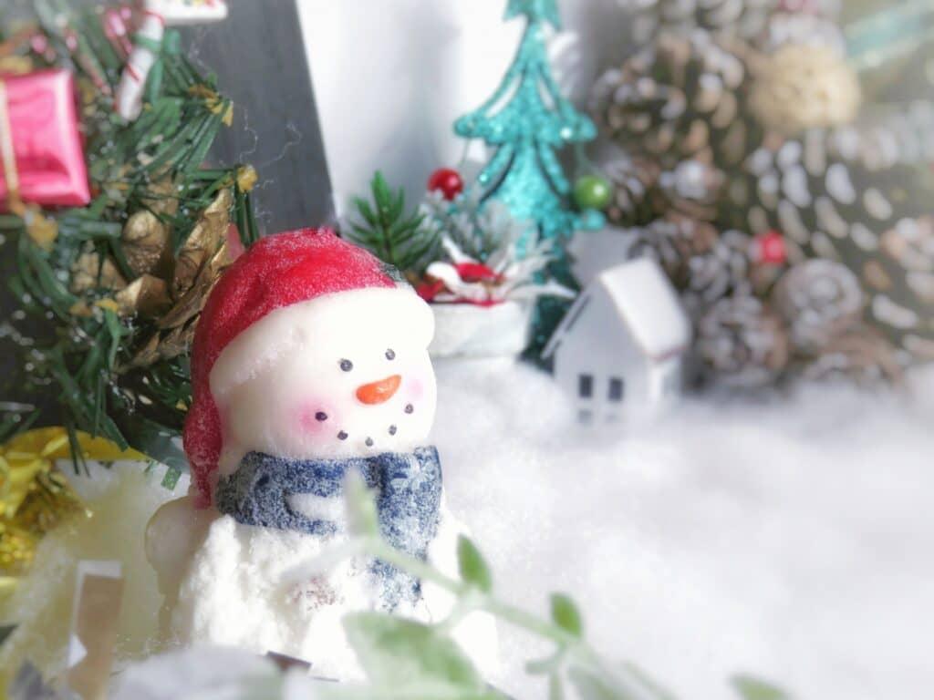 冬のイベントをイメージする漢字を使った男の子の名前